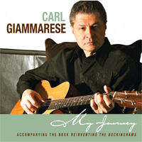 Carl's new Solo CD